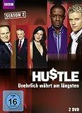 Hustle: Unehrlich währt am längsten - Season 2 (BBC) [2 DVDs]