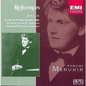 Sonaten und Partiten für Violine