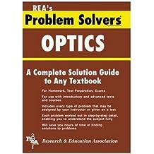 The Optics Problem Solver (Problem Solvers)