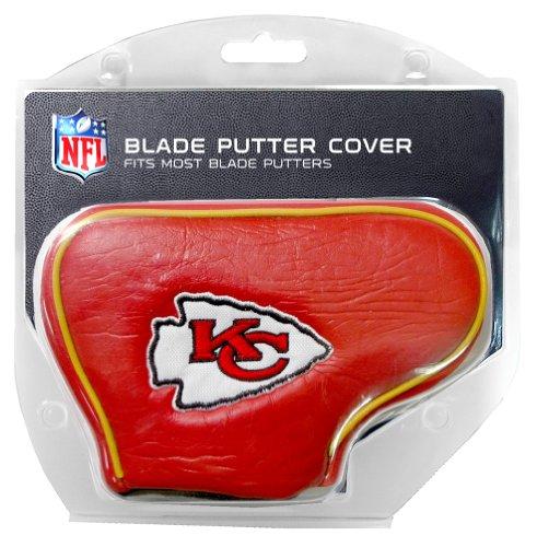 NFL Golf Blade Putter Cover, Kansas City Chiefs (City Kansas Chiefs Spielzeug)