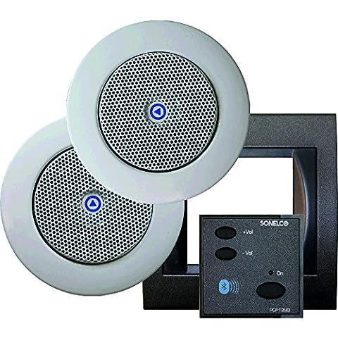 Sonelco PK 2293-02-Sistema audio con telecomando amplificatore