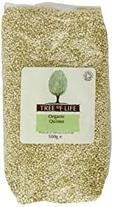 Tree of Life Organic Quinoa Grain 500 g (Pack of 3)