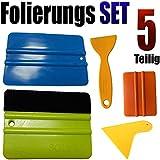 Raclette folierung Kit folierungs professionnelle–Set 5pièces–Voiture Films