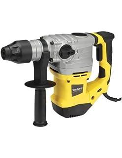 0-750 U//min // 0-3900 Spm Elektronische Bohrmaschine 1500W Bohrhammer mit SDS Plus Aufnahme einstellbare Geschwindigkeit im Koffer 13 mm Spannfutter 6