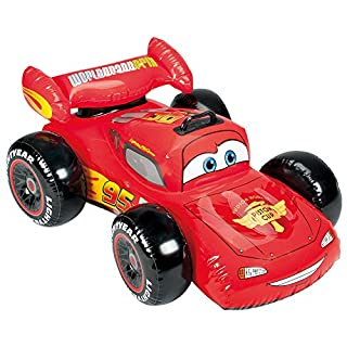 AK Sport 107 x 71 cm Intex Cars Ride-On