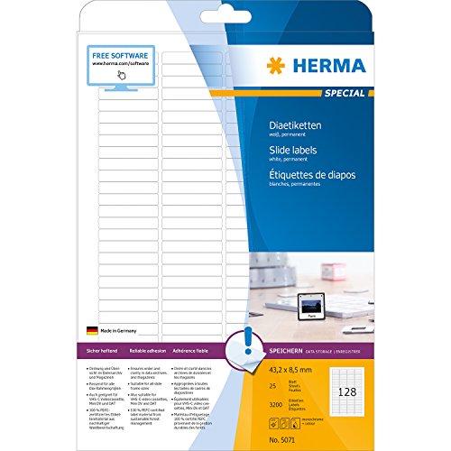 herma-5071-dia-etiketten-a4-papier-matt-432-x-85-mm-3200-stuck-weiss