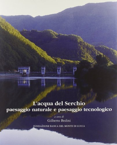 L'acqua del Serchio. Paesaggio naturale e paesaggio tecnologico di Gilberto Bedini