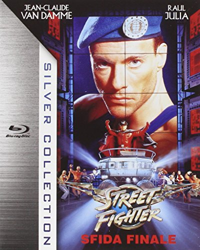 Street Fighter (2 DVD deluxe edition)