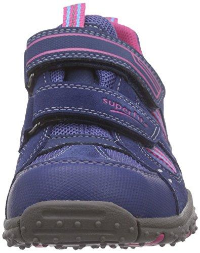 Superfit - Sport4, Sneaker basse Bambina Blu (Blau (BLUET KOMBI 85))