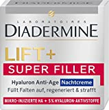Diadermine Nachtcreme Lift+ Super Filler, 1er Pack (1 x 50 ml)