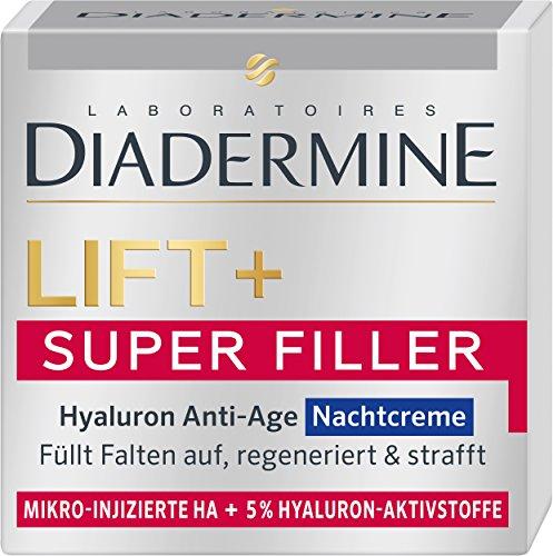 Schwarzkopf Diadermine Lift+ Super Filler Nachtcreme, 1er Pack (1 x 50 ml)