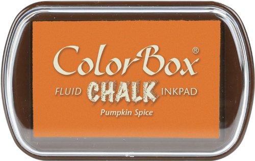 USA Produkt - ColorBox Fluid Chalk Stempelkissen-Kürbis-Gewürz