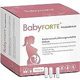 BabyFORTE Folsäure Plus Vitamine Schwangerschaft - 180 Kapseln Tabletten -
