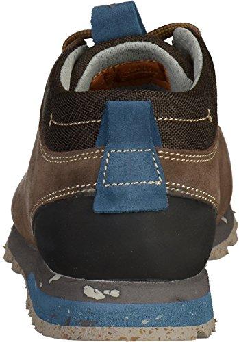 AKU Bellamont Suede, Chaussures Multisport Outdoor mixte adulte Marron