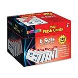 Spectrum Math Flash Card Box Set