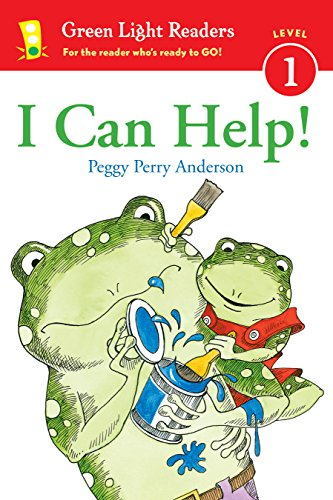 I Can Help! (Green Light Readers Level 1) (English Edition)