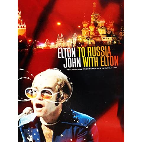 To Russia With Elton Dvd