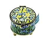 Kelvin Chen per francobolli–fiori blu