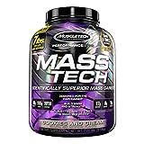 Muscletech Mass Tech Scientifically Superior Mass-Gainer - 7.00 lbs 3.18kg (Cookies & Cream)