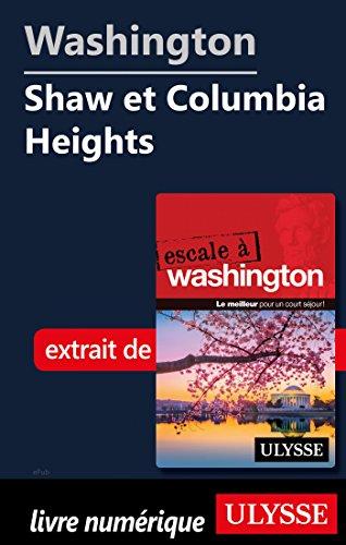 Descargar Libro Washington - Shaw et Columbia Heights de Lorette Pierson