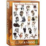 Eurographics Puzzle Katzen, 1000 Teile