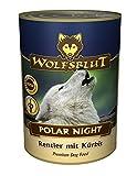 Wolfsblut Dose Polar Night | 6x 395g Hundefutter nass ohne Getreide