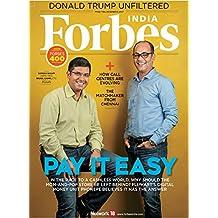 Forbes India Magazine: December 8,2017 (English Edition)