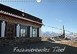Faszinierendes Tibet (Wandkalender 2018 DIN A4 quer): Die verschiedenen Gesichter Tibets (Monatskalender, 14 Seiten ) (CALVENDO Orte)