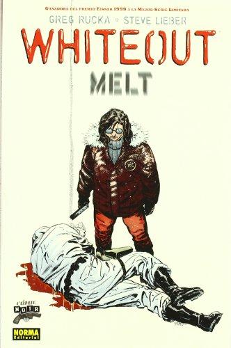 WHITEOUT: MELT (CÓMIC NOIR) por Greg Rucka