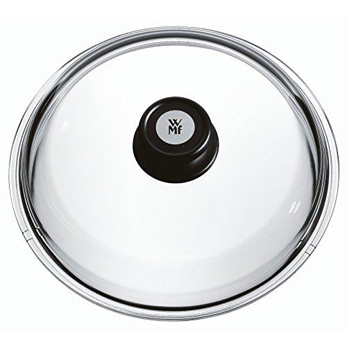 WMF 0720399900 - Tapa de cristal (asa de metal, 20 cm)