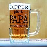 "MICOKITO - JARRA DE CERVEZA ""Tupper para papá"""