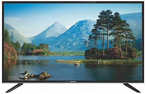 BIGTRON 24 inches HD Ready LED TV with Wall Bracket (Black, 24B4300)