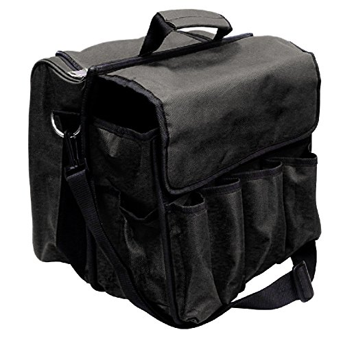 City Lights Studio Pro Multi-Compartment Tool Bag, Black by City Lights