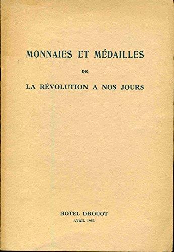 Monnaies et Médailles de la Révolution à nos jours par Collectif