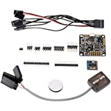 XCSOURCE Contrôleur de Vol Naze32 10DOF w / Baromètre & Boussole N32 + Mini GPS NZ Micro Module OSD pour Drone de Course Quadcopter RC313