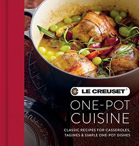 Le Dutch Oven Iron Creuset Cast (Le Creuset One-pot Cuisine: Classic Recipes for Casseroles, Tagines & Simple One-pot Dishes (English Edition))
