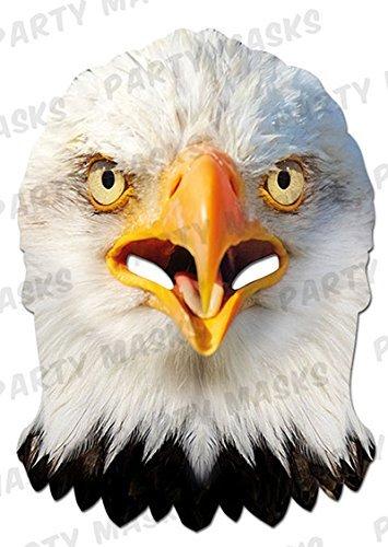 RUBIES MASQUERADE CO UK LTD American Eagle MASK