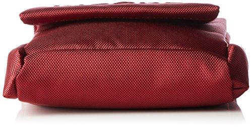 Picard Damen Hitec Umhängetaschen, 16x19x4 cm Rot (Rot)