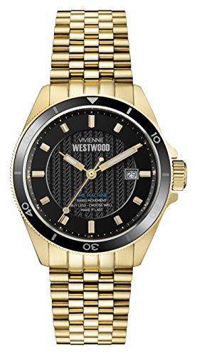 Vivienne Westwood VV181BKGD - Reloj para hombre
