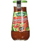 Panzani Sauce Tomates et Basilic aux Tomates Fraîches 600 g - Lot de 3