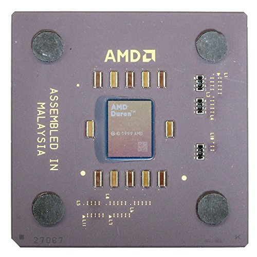 AMD Mobile Athlon 4 1000 MHz/256KB/200MHz AHM1000AVS3B Sockel/Socket A 462 CPU (Generalüberholt) Amd Mobile