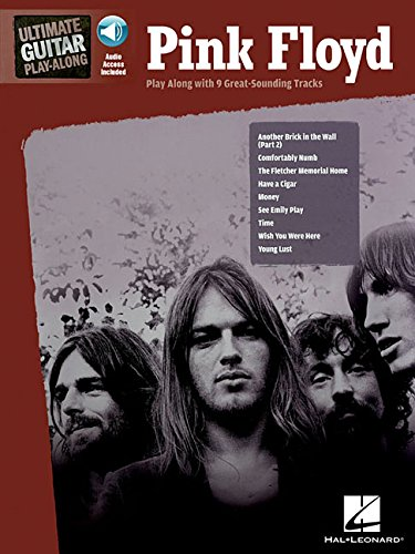 Pink Floyd: Play Along with 9 Great-Sounding Tracks (Ultimate Guitar Play-Along)