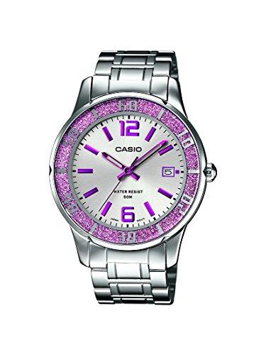 51ZrCfC8wYL - Casio Enticer Silver Women LTP 1359D 4AVDF A809 watch