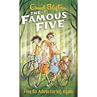 Five Go Adventuring Again: 2 (The Famous Five Series)
