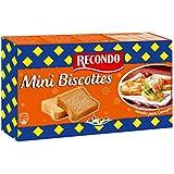 Recondo Mini Biscottes - 120 g