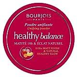 Bourjois 36607 Healthy Balance Unifying Powder Fondotinta In Cipria - 1 Prodotto