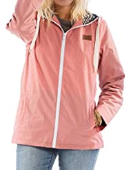 Billabong Essential, chaqueta mujer, mujer, Essential, Ash Rose, S