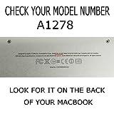 mCoque Coque matte pour Macbook Pro 13' ( Modèle A1278 avec lecteur de DVD ) (Avec...
