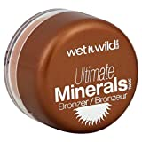 Wet n Wild Ultimate Minerals Bronzer 167 Amber Glow by MARKWINS BEAUTY PRODUCTS