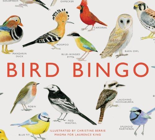 Bird Bingo by Christine Berrie (September 17, 2012) Misc. Supplies